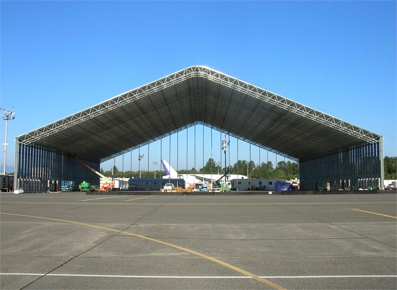 Aviation aircraft mbd fabric covered buildings photo gallery for Architecture hangar